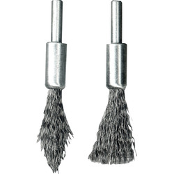 Abracs Abracs Decarb Wire Brush Set  - 15615 - from Toolstation