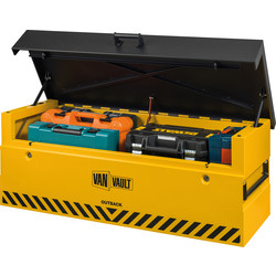 Van Vault Van Vault Outback Storage Box 1335mm (L) x 558mm (D) x 490mm (H) - 15636 - from Toolstation