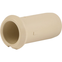 JG Speedfit JG Speedfit Pipe Insert 15mm - 15795 - from Toolstation