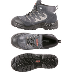 Blackrock Stormchaser Safety Hiker Boots Size 8 - 15890 - from Toolstation