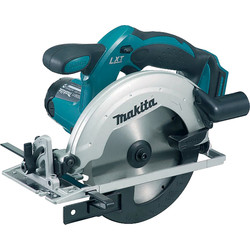 Makita Makita DSS611Z 18V Li-Ion 165mm Cordless Circular Saw Body Only - 15929 - from Toolstation