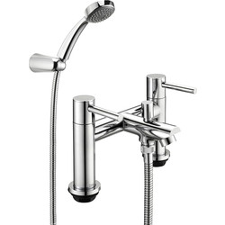 Deva Deva Insignia 1/4 Turn Bath Shower Mixer Tap  - 15962 - from Toolstation