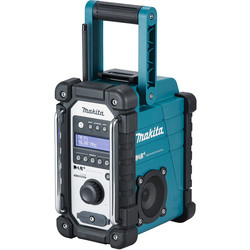 Makita Makita DAB+/FM Site Radio Body Only - 15989 - from Toolstation