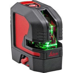 Leica Leica L2G Self Levelling Cross Line Laser  - 16062 - from Toolstation