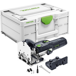 Festool Festool DF 500 Q-Plus Domino Biscuit Dowel Jointer 240V - 16071 - from Toolstation