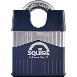 Squire Squire Warrior Padlock 55 x 10 x 34mm CS - 16094 - from Toolstation