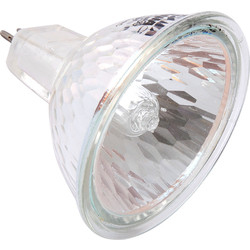 Sylvania Sylvania 12V Eco Halogen Lamp MR16 28W (35W Eq) 38° 360lm B - 16129 - from Toolstation