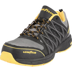 Goodyear Goodyear Safety Trainers Size 8 - 16157 - from Toolstation