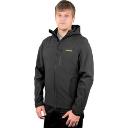 Stanley Andes Hooded Softshell Jacket