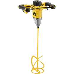 DeWalt DeWalt Dual Handle Paddle Mixer 110V 1600W - 16251 - from Toolstation