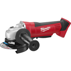 Milwaukee Milwaukee HD18AG 18V Li-Ion Cordless 115mm Angle Grinder Body Only - 16315 - from Toolstation