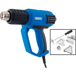 Draper Draper 83646 2000W Hot Air Gun 230V - 16432 - from Toolstation