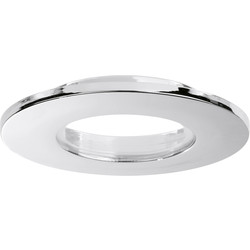 Enlite Enlite E8 Twist & Lock Bezel Polished Chrome - 16536 - from Toolstation
