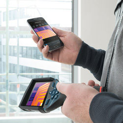 Bosch Professional GTC400C 12V Thermal Imaging Camera