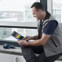 Bosch Professional GTC400C 12V Thermal Imaging Camera