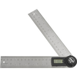 Trend Trend Digital Angle Rule 200mm - 16609 - from Toolstation