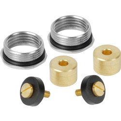 "3/4"" Adaptor Kit for Tap Conversions 1/2"" to 3/4"" - 16651 - from Toolstation"