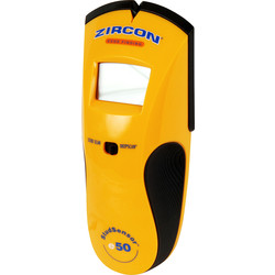 Zircon Zircon E50 Stud Sensor & Detector  - 16682 - from Toolstation