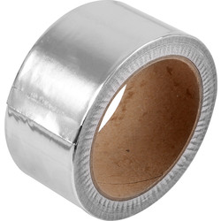 YBS Insulation YBS ThermaWrap Foil Tape 50mm x 20m - 16904 - from Toolstation