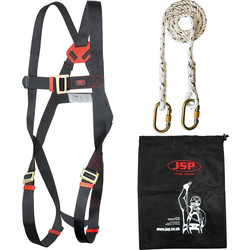 JSP JSP Spartan™ Restraint Kit 1.8m Lanyard - 17114 - from Toolstation