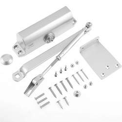 Union J-CE3F-SIL Door Closer