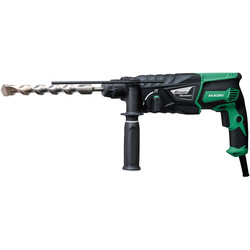 Hikoki Hikoki DH26PX 830W SDS Plus Hammer Drill 110V - 17440 - from Toolstation