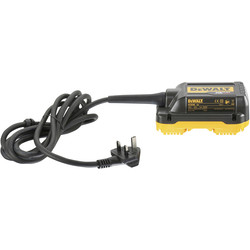 DeWalt DeWalt DCB500 2 x 54V XR Flexvolt Mitre Saw Adaptor Cable 240V - 17570 - from Toolstation