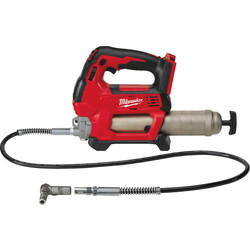 Milwaukee M18GG-0 18V Li-Ion Cordless Grease Gun
