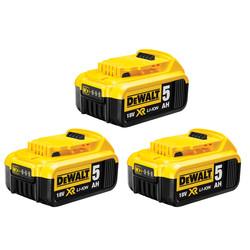 DeWalt DCK694P3-GB 18V XR Brushless Cordless 6 Piece Kit