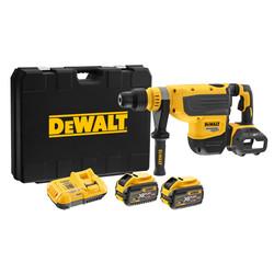 DeWalt DCH733X2-GB 54V XR FlexVolt SDS Max Rotary Hammer Drill