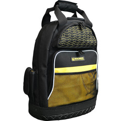 Roughneck Roughneck Heavy Duty Back Pack Black - 17896 - from Toolstation