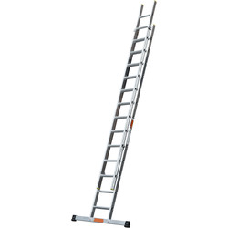 TB Davies TB Davies Pro Trade Double Extension Ladder 3.5m - 17904 - from Toolstation