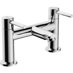 Ebb and Flo Pentle Taps Bath Filler - 18148 - from Toolstation