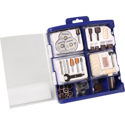 Dremel Dremel Accessory Set 100 Pc - 18329 - from Toolstation