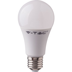 V-TAC V-TAC Smart LED GLS Bulb 11W A60 ES RGB+W 1055lm - 18507 - from Toolstation
