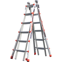 Little Giant Little Giant Revolution Multi-Purpose Ladder 6 Rung - 18510 - from Toolstation