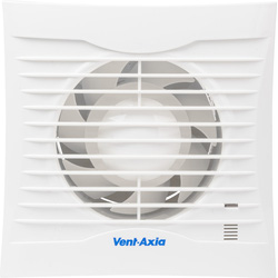 Vent Axia Vent-Axia 100mm Silhouette Extractor Fan Humidistat - 18515 - from Toolstation