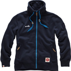 Scruffs Scruffs Vintage Zip Thru Fleece X Large Navy - 18618 - from Toolstation