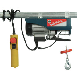 Silverline Electric Hoist 125-250kg - 18631 - from Toolstation