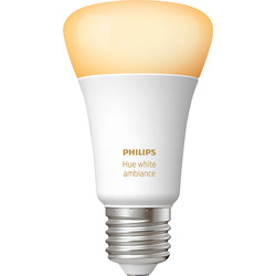 Philips Hue Philips Hue White Ambiance Bluetooth Lamp E27/ES - 18838 - from Toolstation