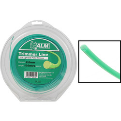 ALM ALM Universal Round Trimmer Line 126m x 2.0mm - 18846 - from Toolstation