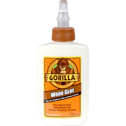 Gorilla Glue Gorilla Wood Glue 118ml - 18931 - from Toolstation