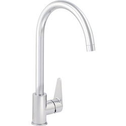 Carron Phoenix Carron Phoenix Lanark Mono Mixer Kitchen Tap Chrome - 18999 - from Toolstation