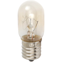 Crompton Microwave Bulb Lamp 15W E17 90lm - 19006 - from Toolstation