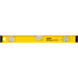 Stanley Stanley I-Beam Spirit Level 600mm - 19047 - from Toolstation