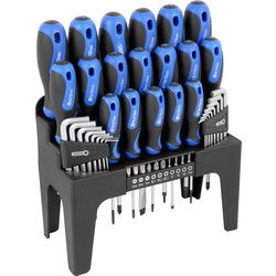 Draper Draper Screwdriver Set & Stand  - 19148 - from Toolstation