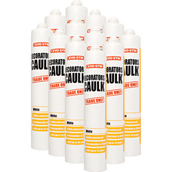 Evo-Stik Evo-Stik Trade Decorators Caulk 380ml - 19232 - from Toolstation