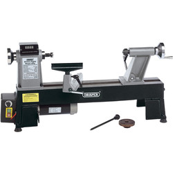 Draper Draper 550W Compact Digital Variable Speed Wood Lathe 230V - 19367 - from Toolstation