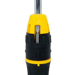 Stanley Multibit Ratcheting Screwdriver