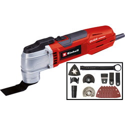 Einhell Einhell TE MG300EQ 300W Multi Cutter 230V - 19521 - from Toolstation